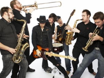 Danny Fontaine & The Horns Of Fury