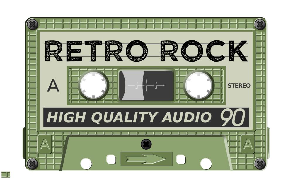 Retro Rock_cassette-40267